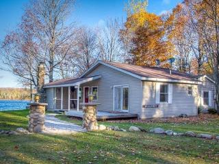 Charming Island Lakeside Cottage on Beaver Island - Northwest Michigan vacation rentals