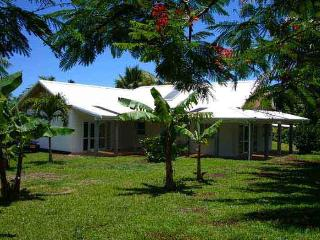 Are Meika (Banana House), Muri - Muri vacation rentals