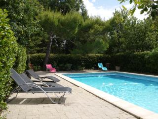 Quiet Hill:Villa-private swimming pool-big garden - Mazan vacation rentals