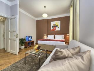 view to studio apartment - Masna studio apartment, Old Town at hand - Prague - rentals