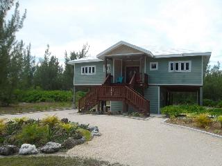 Happy Daze Vacation Home - Walk across to beach - Treasure Cay vacation rentals