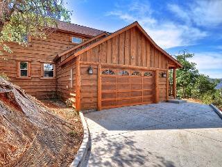 The Lodge at High Timber Ranch. Endless Views, spa pool table! - Big Bear Area vacation rentals