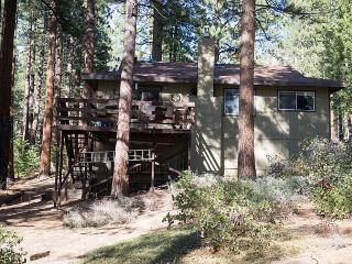 3BR Home deep in the pines, two large decks minutes to Heavenly and the Lake - South Lake Tahoe vacation rentals