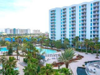Palms Resort #1503 Jr. Suite >o< AVAIL10/15-10/24*Buy3Get1Free8/1-12/31*POOLViews - Destin vacation rentals