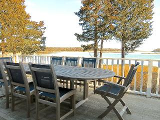 Spacious Modern Home w/gorgeous water view: 204-OB - East Orleans vacation rentals