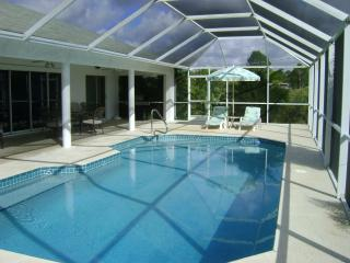 Private Pool Home Fort Myers area - Florida South Central Gulf Coast vacation rentals