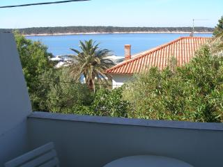 Apartment Kitty 3 for 6 with sea view - Rab vacation rentals