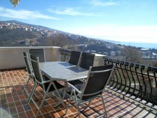 Zuppy 1 for 7 with a stunning seaview - Crikvenica vacation rentals