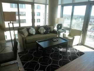 Lux Bethesda 2BR w/balcony, Pool - Capital Region vacation rentals