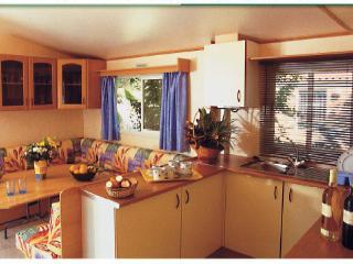 MOBILE HOME 6 PERSONNES ARGELES SUR MER - Argeles-sur-Mer vacation rentals
