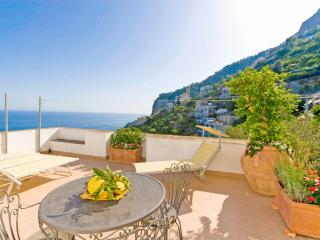 Luxury villa with sea view in Amalfi - Vettica di Amalfi vacation rentals