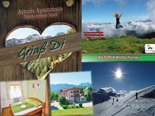 Ferienwohnung Apartment Astoria Wildschönau Tirol - Oberau vacation rentals