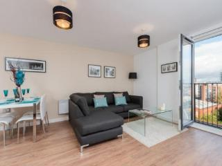 2 Bed High Spec City Centre Aprt Sleeps 6 (23) - Manchester vacation rentals