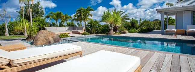 SPECIAL OFFER: St. Barths Villa 178 A Very Beautiful Villa Located In Lurin, Approximately 5 Minutes By Car From Gustavia. - Lurin vacation rentals
