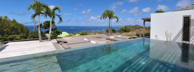 SPECIAL OFFER: St. Barths Villa 181 Overlooking The Ocean And Oriented Facing The Sunset. - Lurin vacation rentals