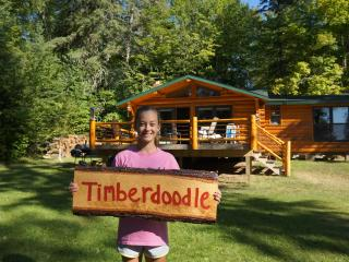 Turtle Lake Vintage Log Cabins the Timberdoodle - Deer River vacation rentals