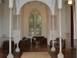 Amazing tranquil church sleeps 6+2 - Oakhill vacation rentals