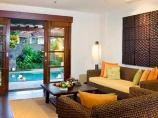 Bali Nusa Dua 2BDR apt+priv.garden+dip pool - Nusa Dua vacation rentals