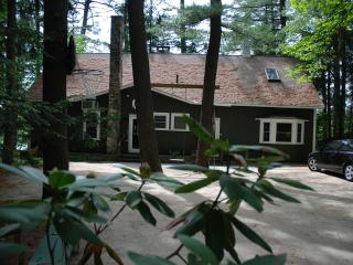 Stunning Forest Lake Home with Hot Tub! - Walpole vacation rentals