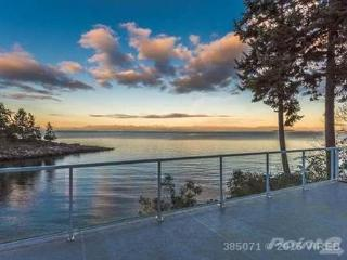 Dolphin Beach Oceanfront Cottage - Nanaimo vacation rentals