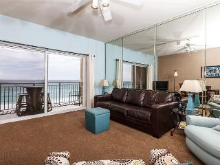 PI 610:Relaxing top floor condo-pool, panoramic view,Free Beach Service - Fort Walton Beach vacation rentals