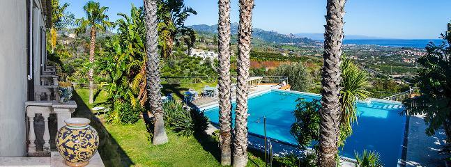 Villa Venere nel parco dell'Etano Piedimonte Giardini Naxos - Villa Venere Giardini Naxos Taormina - Giardini Naxos - rentals