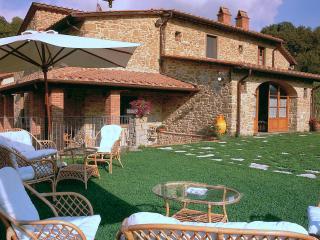 Villa Toppole - Caprese Michelangelo vacation rentals