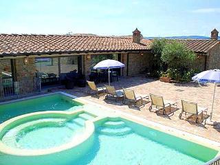 Villa La Tabaccaia - Peccioli vacation rentals