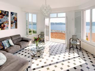 Gorgeous French Riviera Villa Rental with Sweeping Sea View - Le Plan-du-Var vacation rentals
