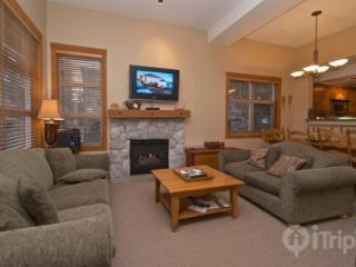 Luxurious Mountain Star 3 Bedroom Townhouse - British Columbia Mountains vacation rentals