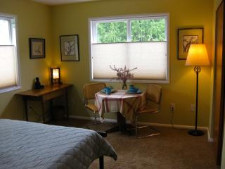 1BR/1BA Two Room Studio - Olympic Vacation Rentals - Port Townsend vacation rentals
