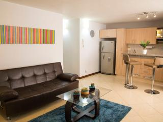 Best deal in town, Beautiful furnished 1 bed apt. - Medellin vacation rentals