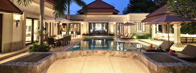 Child Friendly Villa offers transport and catering - Image 1 - Phuket - rentals
