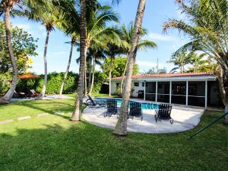 Villa Oasis, Promo:All Sept $2175/wk - Miami Beach vacation rentals