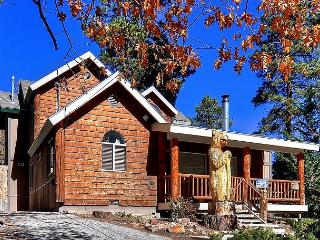 Beautiful Slope Side Bear Mountain Lodge.  Spa and Pool Table! - Big Bear Area vacation rentals