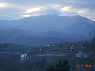 Million Dollar View! Smokies Sarah's Bear Heaven - Gatlinburg vacation rentals