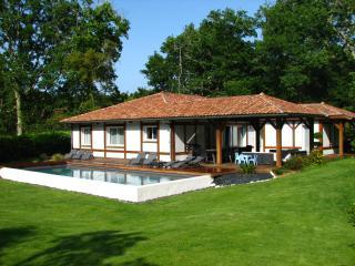 Maâlohi villa landaise 10 pers. piscine chauffée - Moliets et Maa vacation rentals