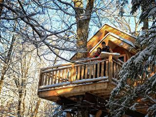 Mont-Tremblant Treehouses - Les Refuges Perches - Mont Tremblant vacation rentals