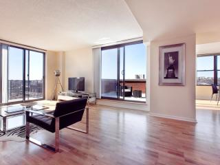 Sky City at Independence North, 3 terraces! - Jersey City vacation rentals