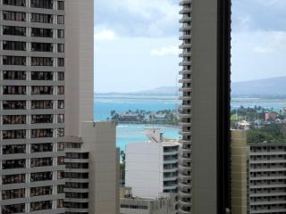 Penthouse studio In Waikiki - Honolulu vacation rentals