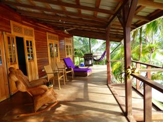 Red Ginger Eco-comfort house - Isla Bastimentos vacation rentals