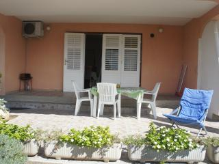 Nicky Apartment 1 for 2 people with air conditioning - Rab vacation rentals
