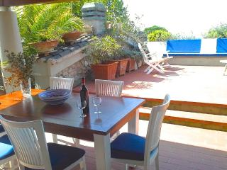 Villa Stella di Mare on the Tuscan coast with pool - Ansedonia vacation rentals