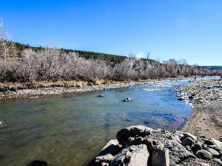 Riverfront, pet-friendly home close to town - Pagosa Springs vacation rentals