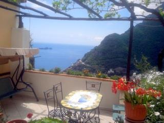 Positano: Fantastic seaview on Amalfi coast - Positano vacation rentals
