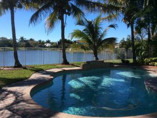Super 5 ch villa piscine privee Jensen Beach lake - Jensen Beach vacation rentals