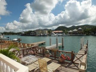 219F,  moments from beach on South Finger, Jolly Harbour - Jolly Harbour vacation rentals