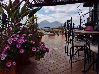 Vesuvio Residence: B&B near Pompeii and Vesuvio - Campania vacation rentals