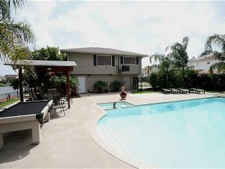 Fish from the Backyard and Relax by the Pool - Tiki Island vacation rentals
