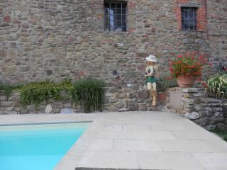 Casa il Mandorlo private garden and pool - Gaiole in Chianti vacation rentals